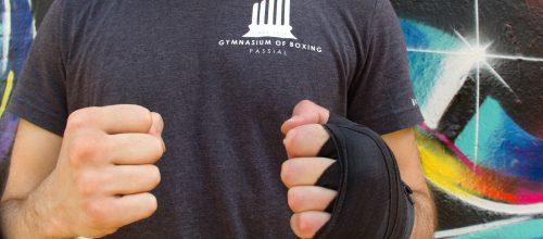 Uitleg bandages omdoen BoxingPassial