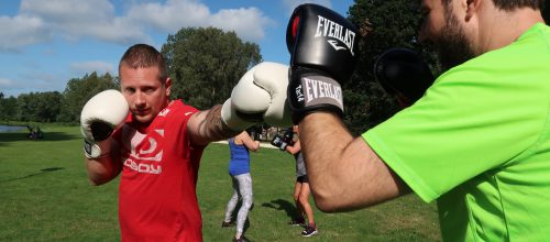 Vanaf 1 oktober '19 boksen in Deventer bij Boxing Passial!