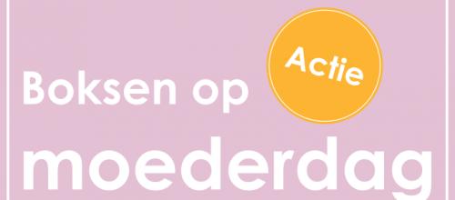 Boksen op moederdag in Deventer @BoxingPassial