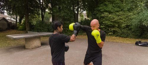 Beginnen met boksen | Boksen DEVENTER techniek boksen leren