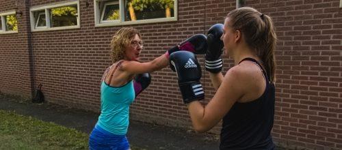 Boksen | BOKSEN LADIES | beginnen met boksen voor vrouwen