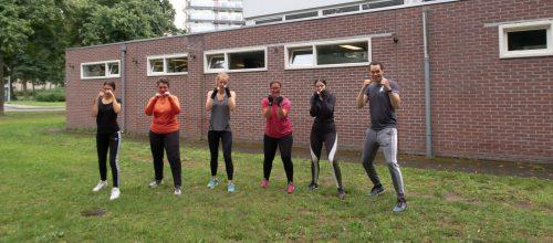 Ladies boksen | BOKSEN VROUWEN | voor beginners leren boksen